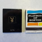 Playboy Club Boston Matchbooks