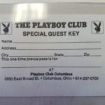 Playboy Club Columbus Guest Key