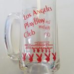 LA Los Angeles Playboy Club Red Mug