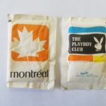Montreal Playboy Club Sugar Pack