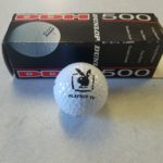 Playboy TV Golf Balls
