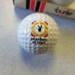 Playboy Resort Golf Ball