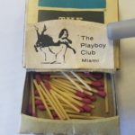 Playboy Club Miami Matchbox