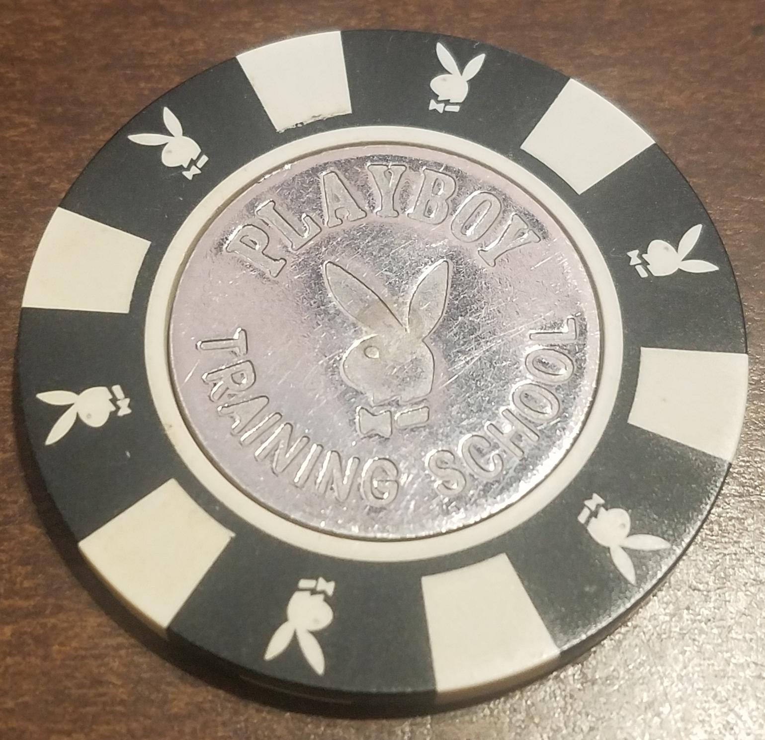 Playboy club bahamas training chip